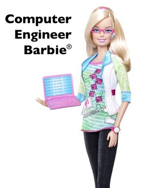 ComputerEngineerBarbie