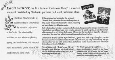 Starbuckschristmasblend1994